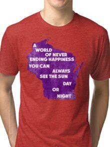 Prince.   Tri-blend T-Shirt