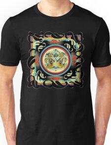Raffaellesco Pottery Dragon Unisex T-Shirt