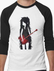 Marceline The Vampire Queen ❤️ Men's Baseball ¾ T-Shirt