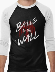 Balls to the (Kirk)Wall Men's Baseball ¾ T-Shirt