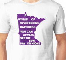 Purple Rain.  Purple Reign. Unisex T-Shirt