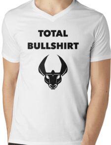 Total Bullshirt Mens V-Neck T-Shirt