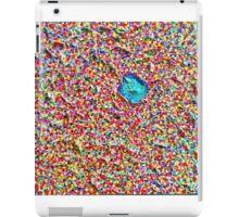Blue Spot iPad Case/Skin