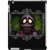 Beetlejuice with border iPad Case/Skin