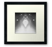 Unafraid by Oz Maoz Framed Print