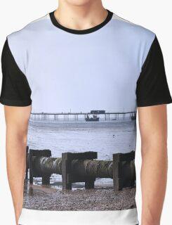Sea defences Graphic T-Shirt