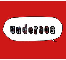 UNDEROOS Photographic Print