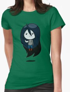 ❤️Chibi Marceline❤️ Womens Fitted T-Shirt