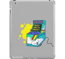 AFTER LIFE its not a game iPad Case/Skin