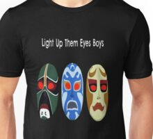 Light Up Them Eyes Boys Unisex T-Shirt