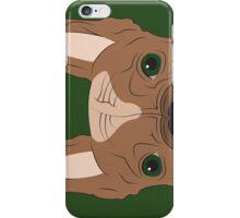 Bouledogue Spiral Notebook + Phone Case (2/3) iPhone Case/Skin