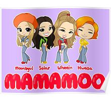 MAMAMOO - You're The Best Poster