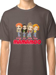 MAMAMOO - You're The Best Classic T-Shirt