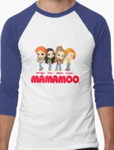 MAMAMOO - You're The Best Men's Baseball ¾ T-Shirt