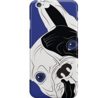 Bouledogue Spiral Notebook + Phone Case (3/3) iPhone Case/Skin