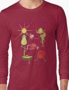 Go with the Guacamo Long Sleeve T-Shirt