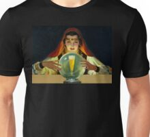 Vintage beer ad art roma gypsy Unisex T-Shirt