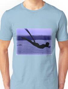 Flying into Sunset Unisex T-Shirt