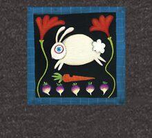 White Rabbit in the Garden Unisex T-Shirt