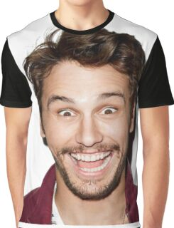 happy james Graphic T-Shirt