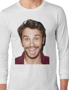 happy james Long Sleeve T-Shirt