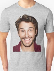 happy james Unisex T-Shirt