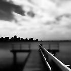 The Pier to Perth... by Angelika  Vogel