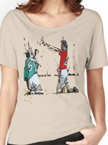 Brian Corcoran: Cometh the Hour Women's Relaxed Fit T-Shirt