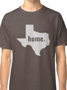 Texas Home State Pride Classic T-Shirt