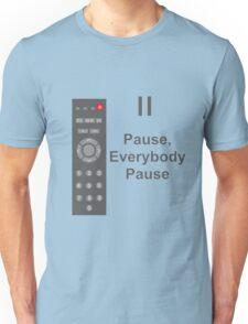 simple remote Unisex T-Shirt