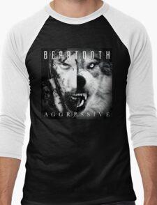 Beartooth Aggressive Cover Men's Baseball ¾ T-Shirt