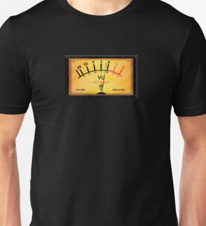Old-School Audiophile Unisex T-Shirt