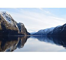 Arcitc Fjords Photographic Print