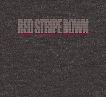 Red Stripe Down Unisex T-Shirt