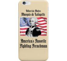 Lafayette! iPhone Case/Skin