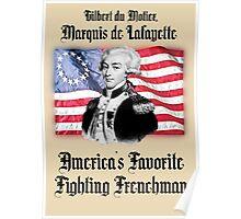 Lafayette! Poster