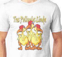 Three Cute Chicks Unisex T-Shirt