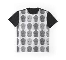 Winking Buddha Graphic T-Shirt