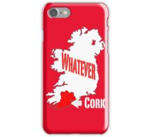 Cork... Whatever... iPhone Case/Skin