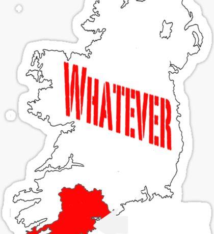 Cork... Whatever... Sticker
