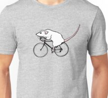Cycling Rat Unisex T-Shirt