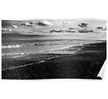 Southwold Beach #4 Poster