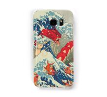 The Great Red Wave Samsung Galaxy Case/Skin