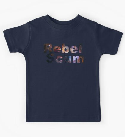 Rebel Scum Kids Tee