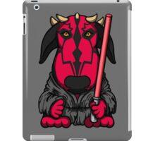 Dark Side Bull Terrier iPad Case/Skin
