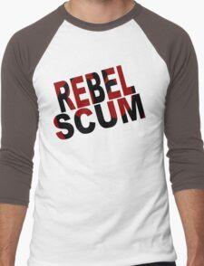 Rebel Men's Baseball ¾ T-Shirt