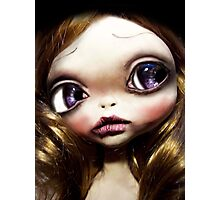 Fairy with Big Eyes Photographic Print