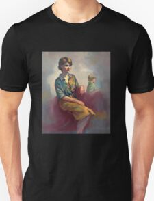 Portrait of Brooke T-Shirt
