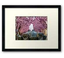 Cherry Blossoms #2 Framed Print