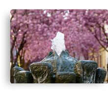 Cherry Blossoms #2 Canvas Print